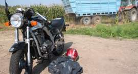 Śmiertelny wypadek w okolicach Dolnika. Nie żyje 35-letni motocyklista [aktualizacja]