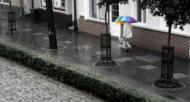 Co robisz, gdy pada deszcz?