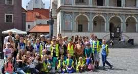 Uczniowie złotowskiej Jedynki na UAM