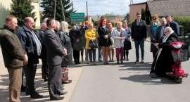 Poświęcenie drogi Wielki Buczek - Stołuńsko