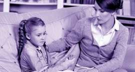 Psycholog pomoże dzieciom