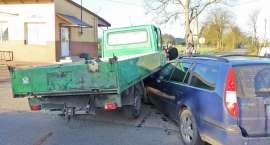 Wypadek w Batorówku