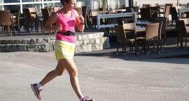 Biegnij Justyna, biegnij!