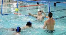 Turniej piłki wodnej w Złotowie