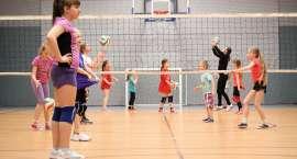 Akademia siatkówki w Złotowie
