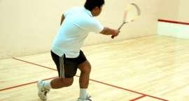 Squash w nowej hali
