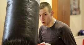 Sparing bokserów Sparty