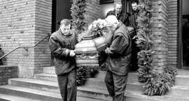 Ostatnie pożegnanie Bernarda Kaczmarka
