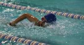 Mikołajkowe pływanie