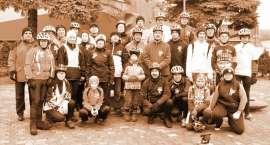 Na rowerach uczcili niepodległość