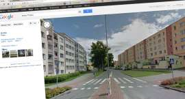 Google Street View w Złotowie (i nie tylko)