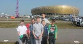 Złotowski wyjazd na PGE Arena Gdańsk