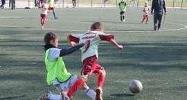 Jesienny turniej piłki nożnej