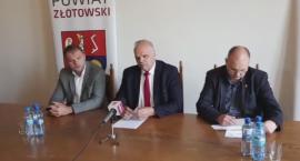 Konferencja prasowa Ryszarda Goławskiego [Wideo]
