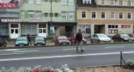 [wideo] Likwidacja przejścia dla pieszych