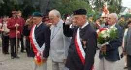 Obchody 72 rocznicy wybuchu II Wojny Światowej na cmentarzu wojennym