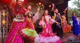 Koncert muzyki cygańskiej w Złotowie
