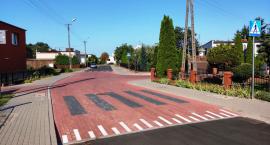 Przebudowa dróg gminnych - ul. Polna, Zielna oraz Krótka w Krajence zakończona