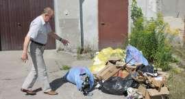 Właściciel śmieci poszukiwany!