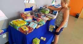 Wakacyjne Biblio Granie w Miejskiej Bibliotece Publicznej w Złotowie