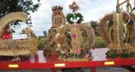 Powiatowo-gminno-parafialne dożynki odbędą się w Głubczynie