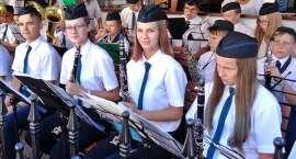Orkiestra Dęta przy SP w Łobżenicy odbyła warsztaty w Mielnie