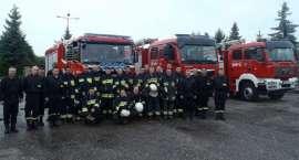 Strażacy z powiatu złotowskiego się szkolą