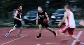 Charytatywny turniej koszykówki