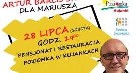 Artur Barciś Show dla Mariusza w Kujankach