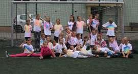 Mistrzostwa świata w piłce nożnej na Wakacyjnym Folwarku Dziecięcym w Złotowie