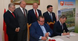 Podpisanie umowy na rozbudowę drogi wojewódzkiej nr 190