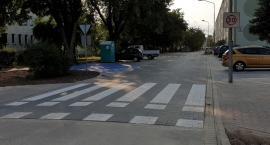 Zakończyła się część modernizacji ulicy Słowackiego w Złotowie