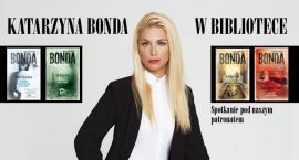 Spotkanie autorskie z królową polskiego kryminału