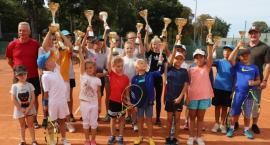 Mistrzostwa Złotowa w tenisie ziemnym dzieci