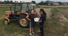 Z Policją o bezpieczeństwie na wsi