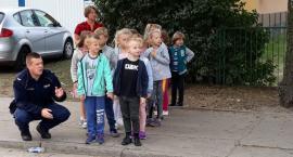 Spotkanie z dzielncowymi i bezpieczna droga do szkoły