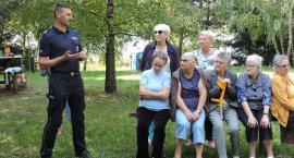 Z seniorami o bezpieczeństwie