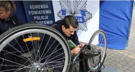Znakowanie rowerów w Jastrowiu