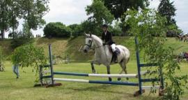 Zawody jeździeckie w gminie Okonek