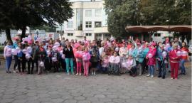 Marsz Różowej Wstążki w Złotowie