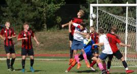 Juniorzy młodsi FA Fair-Play Złotów kontra KP Piła