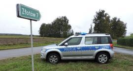 Telefon - akcja złotowskiej policji