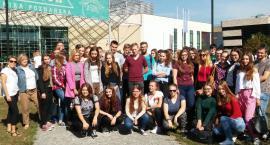 Uczniowie Ekonoma z wizytą  na Politechnice Poznańskiej