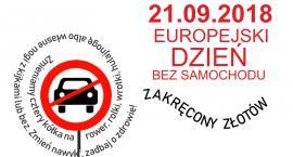 Sprzątanie Świata oraz Europejski Dzień Bez Samochodu w Złotowie