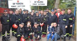 OSP Krajenka i OSP Podróżna reprezentowały powiat złotowski