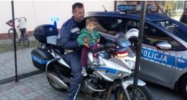 Policjanci znakowali rowery w Jastrowiu
