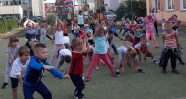 Dzień Sportu w Przedszkolu Katolickim w Złotowie