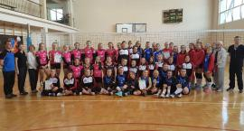 Turniej Piłki Siatkowej Dziewcząt o Puchar Burmistrza Złotowa