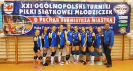 Spartanki na Ogólnopolskim Turnieju Piłki Siatkowej Młodziczek