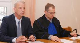 Piotr Łosoś i Bronisława Mazurek spotkali się w sądzie